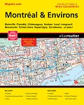 Montreal & Area 2018 Street  Guide - 10883