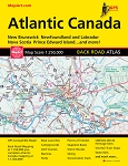Atlantic Canada Back Road Atlas - 1100