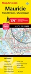 Mauricie / Trois-Rivieres Map - 1114