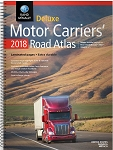 Motor Carriers Deluxe Lam Road Atlas 2018 - 1757