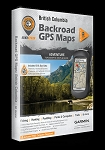 British Columbia GPS MAP - 60216