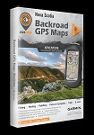 NOVA SCOTIA GPS MAP - 60227
