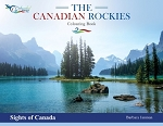 CANADIAN ROCKIES COLOURING BOOK - 585