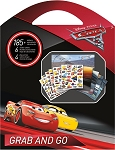 CARS 3 Grab & Go Travel Activity Book - 595 - 6274