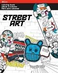 COLORING BOOK STREET ART - 695 - 70100