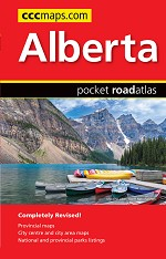 Alberta Pocket Road Atlas - 10197 OUT OF STOCK