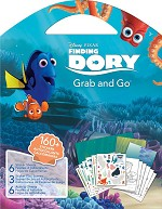 Finding Dory Grab & Go Activity Book - 595 -4481