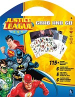 Justice League Grab & GO Travel Activity Book - 595 - 2880