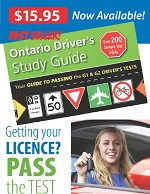 Ontario Driver's Study Guide - 1061 - $15.95