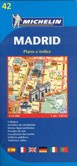 Madrid Street Map - MSPN 36301 - Ref #42 - $13.50