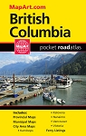 British Columbia Pocket Road Atlas - 10113
