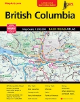 British Columbia Road Atlas - 1170