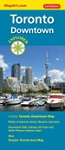 Toronto Downtown Explorer Map - 20322