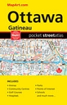 Ottawa Gatineau Pocket St Atlas - 20377