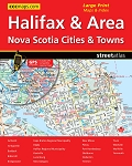 Halifax  & Area  Guide - 20521