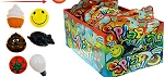 SMILEY FACE SPLAT BALL TOY - 591 - 5303-4
