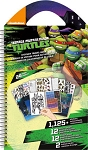 Teenage Mutant Ninja Turtles Travel Activity Book - 595 -27033