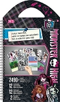 Monster High Travel Activity Book - 595 -27057