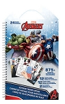 Avengers Travel Activity Book - 595 -27064