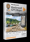 NEW BRUNSWICK GPS MAP - 60228