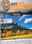 Alberta  Southern Back Road Map Book - 60260
