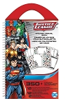 JUSTICE LEAGUE Travel Book - 595 - 6371