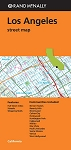 Los Angeles Street Map RAND - 877 OUT OF STOCK