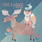 MAGNET - TAKE A HIKE - 588 - 8