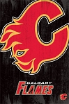 Poster Calgary Flames - 9831
