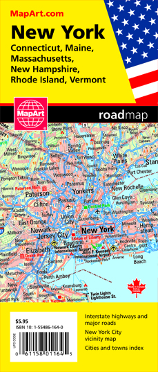 New! MapArt North Eastern USA Folding Map! on usa east coast beach map, east coast maine map, east coast road trip map, south east coast usa map, east coast cities map, east coast driving map, east coast ports map, east coast canada map, beamng east coast usa map, east coast states map, east coast beaches map, southern east coast map, east and west coast usa map, east to west coast usa map, east coast travel map, road trip across the usa map, east coast usa weather map, american east coast map, east coast south africa map, east coast highway 1 map,