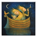 GREETING CARD - SWEETEST DREAMS THUMBTACK  -  38969