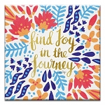 GREETING CARD - JOY IN THE JOURNEY THUMBTACK - 38982