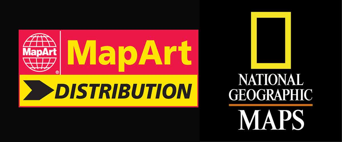MapArt Publishing signs distribution deal with National Geographic Maps