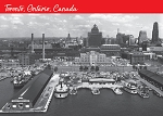 POST CARD -  TORONTO ONTARIO CANADA  YEAR 1956 - 586 - 00599