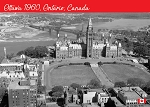 POST CARD - OTTAWA PARLIAMENT 1960 - 586 - 00605