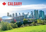 POST CARD - CALGARY SADDLEDOME- 586 - 00577