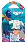Finding Dory Travel Sticker Book - 595 -4485