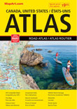 CANADA US ROAD ATLAS 2019