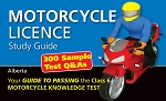 Alberta Motorcycle Driver's Study Guide - 1097