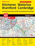 Kitchener Waterloo Brantford Cambridge Atlas - 10286