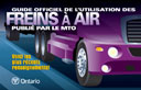 MTO Air-Brake Handbooks (FRENCH) - 28850 OUT OF STOCK