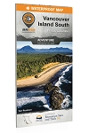 Vancouver Island South BC Backroad Waterproof Adventure Map -  61005