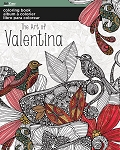 COLORING BOOK ART OF VALENTINA - 695 - 70111