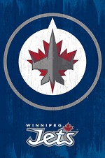 Poster Winnipeg Jets - 3012