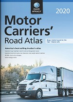 NA Motor Carriers 2020 Road Atlas -  #2112