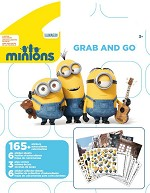 MINIONS MOVIE GRAB & GO - 595 - 40018