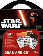 Star Wars Grab & Go Travel Activity Book - 595 - 40025