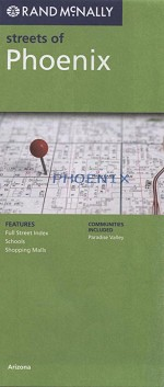 Phoenix Map - 88028 OUT OF STOCK