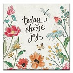 GREETING CARD - TODAY CHOOSE JOY THUMBTACK - 39159