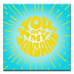 GREETING CARD - MY SUNSHINE THUMBTACK  -  32702